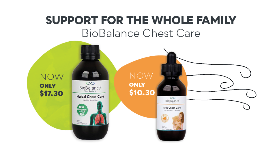 BioBalance - Chest Care Sale
