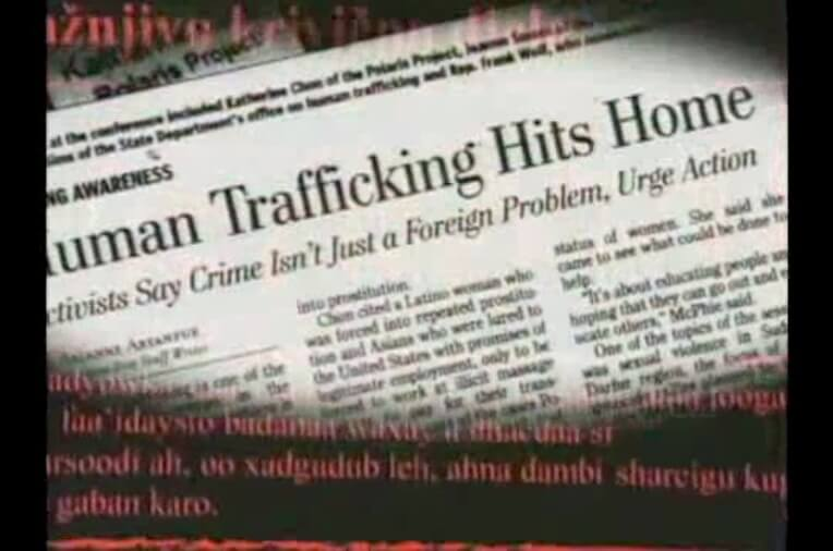 responding to humman trafficking cases