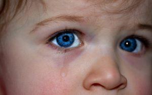 Washington D. C._child_tear in eye_blue eyes_young