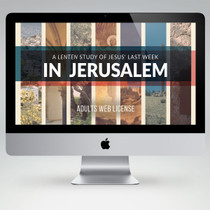 In Jerusalem Bible Study Teaching Materials (Adult Edition)