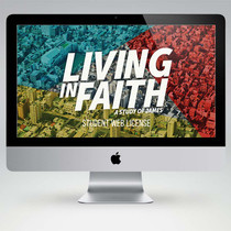 Living in Faith Bible Study Teaching Materials (Student Edition)