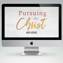Pursuing the Christ Web License