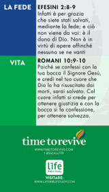 TTR Verse Card - Italian Edition (Back)