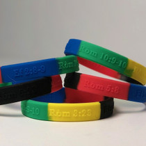 TTR Wristband and Verse Card - Haitian Creole Edition