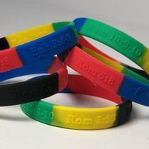 TTR Wristband and Verse Card - French Edition