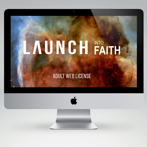 LAUNCH Into Faith Bible Study Teaching Materials (Adult Edition)