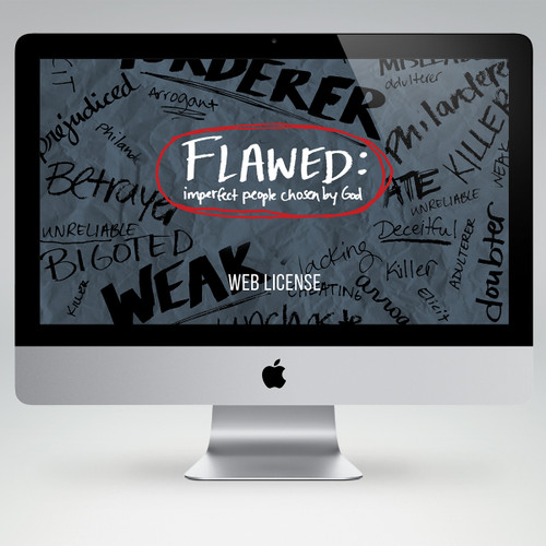 Flawed Bible Study Teaching Materials