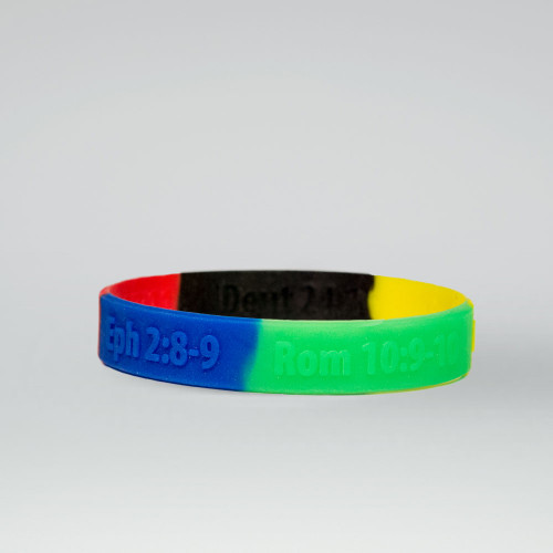 TTR Wristband and Verse Card - English Edition