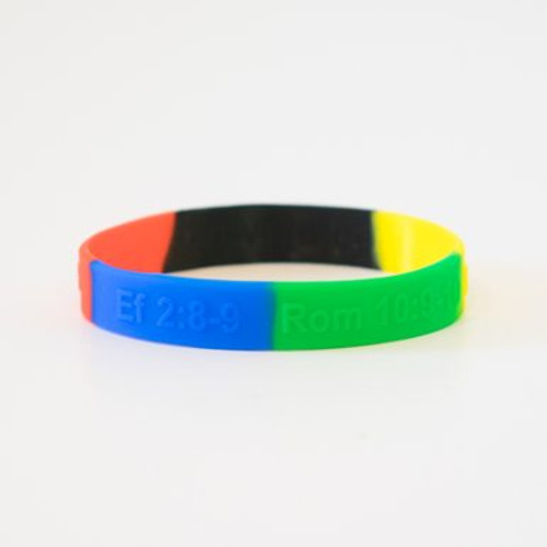TTR Wristband and Verse Card - Spanish Edition
