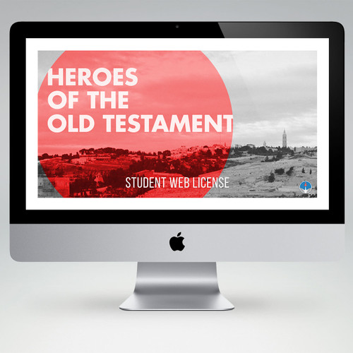 Heroes Of The Old Testament Bible Study Teaching Materials (Student Edition)
