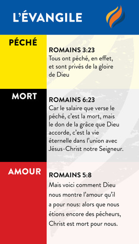 TTR Verse Card - French Edition (Front)