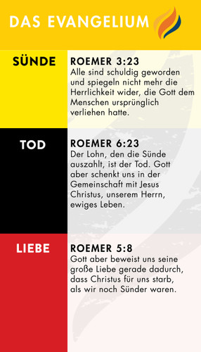 TTR Verse Card - German Edition (Front)