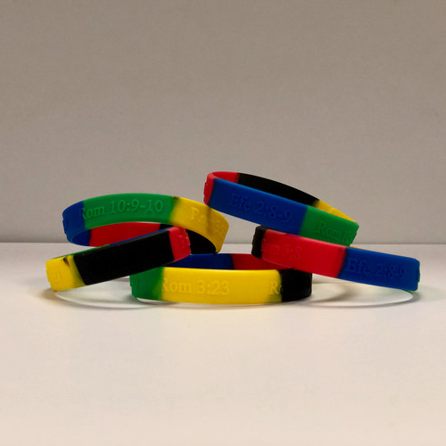 TTR Wristband and Verse Card - Oromo Edition