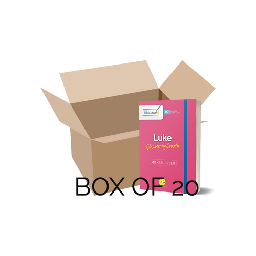 Luke: Chapter by Chapter (Box of 20)