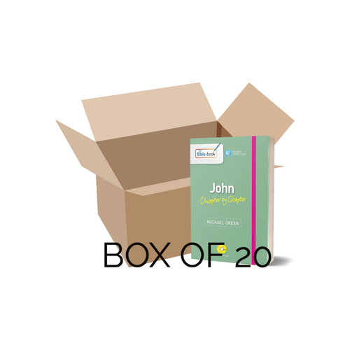 John: Chapter by Chapter (Box of 20)