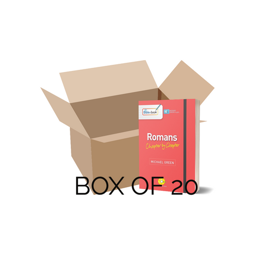 Romans: Chapter by Chapter (Box of 20)