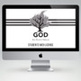 God Bible Study Teaching Materials (Student Edition)