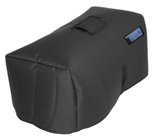 Fender super sonic 60 Amp Head Padded Cover with Bottom Flap, Right Side Pocket and Tuki Logo - Special Deal