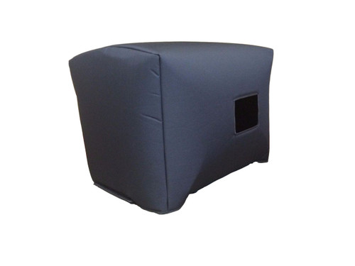 Turbosound iQ18B Subwoofer Speaker Side Up With Bottom Velcro Flap Padded Cover (speaker with casters)