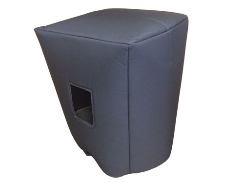 Turbosound IQ18B Subwoofer in Playing Positing Padded Cover (with NO casters)