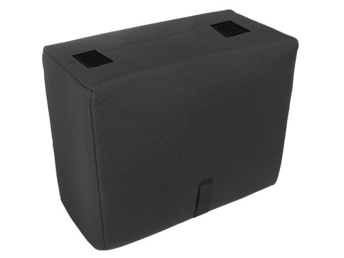 Acoustic 402 Cabinet - 2 Top Recessed Handles Padded Cover