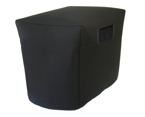 DB Technologies DVA S1521N - speaker side up with casters - 2 handle openings Padded Cover