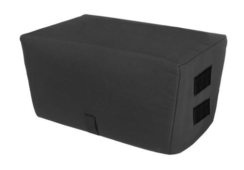 JBL SRX728S Subwoofer Speaker (Wheels on Speaker) Padded Slipcover (Open Bottom)