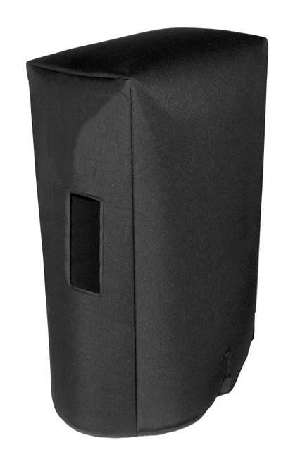 """440 Live 2x12 Vertical Cabinet - 16"""" W x 29"""" H x 10.75"""" D (top)/12"""" D (bottom) Padded Cover"""
