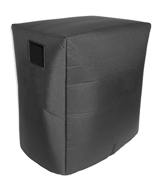 """Standel 2x15 Bass Cabinet (1971) - 28 1/8"""" W x 34 1/4"""" H x 16 1/8"""" D - Padded Cover"""