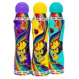 Dab-O-Ink Bingo Daubers - 3 pack Aqua, Violet, Yellow - 3 ounce size - Bingo Ink - SKU IV03A