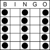 Bingo Game Pattern - BNO