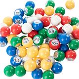 "MC Bingo Balls, 7/8"""