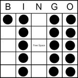Bingo Game Pattern - 711