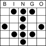 Bingo Game Pattern - Anchor