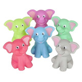 Rubber Elephants, 12ct