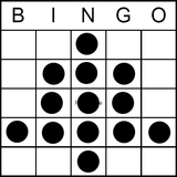Bingo Game Pattern - Bell