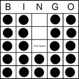 Bingo Game Pattern - Moat