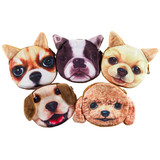 Dog Coin Purse, 12 ct