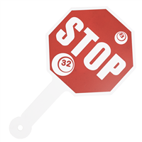 Bingo Stop Sign