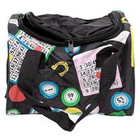 Bingo Cube Bag w/4 pockets
