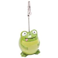 Chubby Frog Bingo Ticket Holder