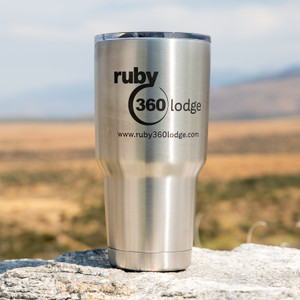 Ruby 360 Lodge YETI 30oz Tumbler