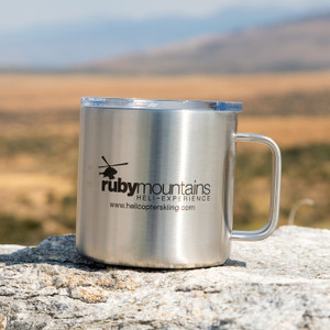 Ruby Mountain Heli-Ski 14oz YETI Mug