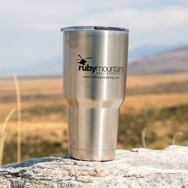 Ruby Mountain Heli-Ski 30oz YETI Tumbler
