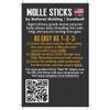 "5"" MOLLE STICKS (4-Pack)"