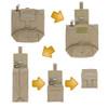 ISOPOD-MEDIUM 2.0 Fold-Up Pouch