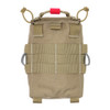 MOLLE Compatible Rear Panel
