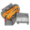 Plenty of Organizing Space & Removeable Zippered Pouch