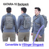 KATARA-16 Backpack