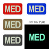 "MED Medical Patch - ""Super-Lumen"" Glow-In-The-Dark Patch"